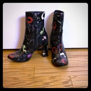 """Leather boots 3"""" 5.5 by Matisse"""